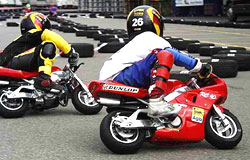 Pocket Bike Racing