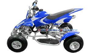 mini quads blue