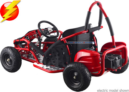 electric go karts motor