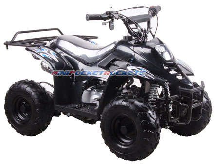 mini atv side