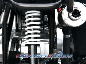 mini atv exhaust