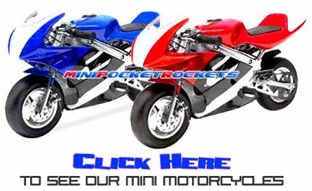 mini motorcycles
