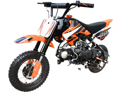 70cc Dirt Bikes mini pocket dirt bikes