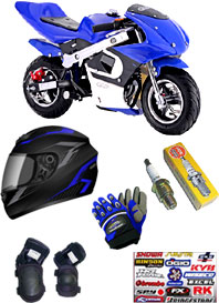 pocket bike package deals