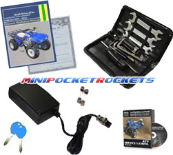 Mini ATV Accessories