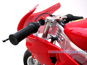 mini bike handlebars
