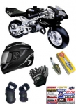 Cagllari Daytona Pocket Bike + Performance Package