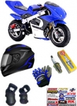 Grand Prix MX3 Pocket Bike + Performance Package