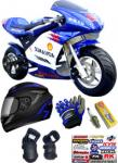 GP RS-R Pocket Bike + Performance Package