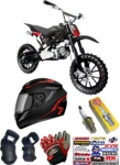 KTX Radical Mini Dirt Bike + Performance Package