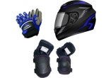 Safety Package - Helmet, Gloves & Pads